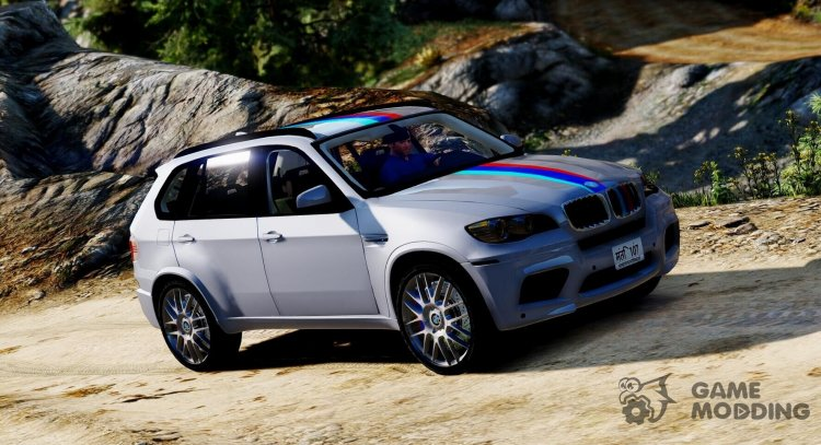 2012 BMW X5M Special for GTA 5