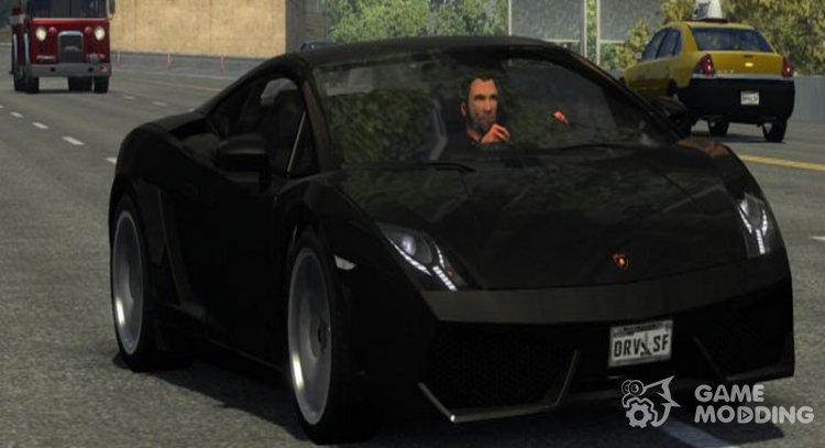 Lamborghini Gallardo Sound for GTA San Andreas