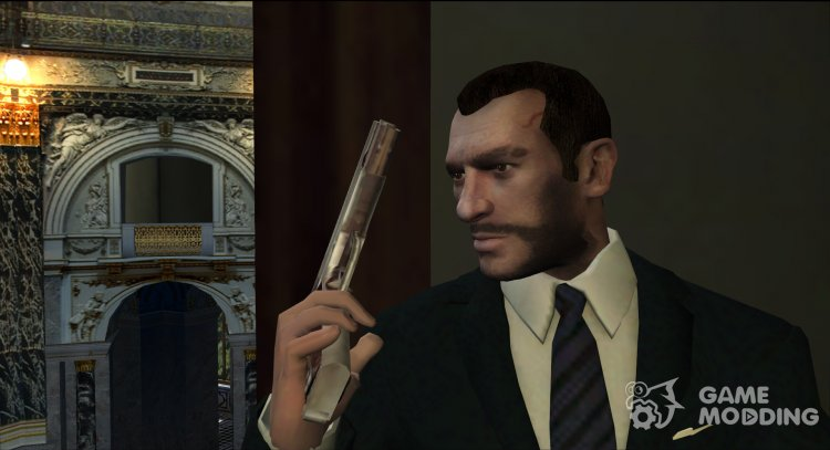 Niko Bellic for Mafia: The City of Lost Heaven