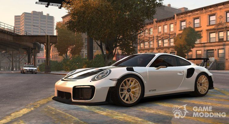 2018 Porsche 911 GT2 RS for GTA 4
