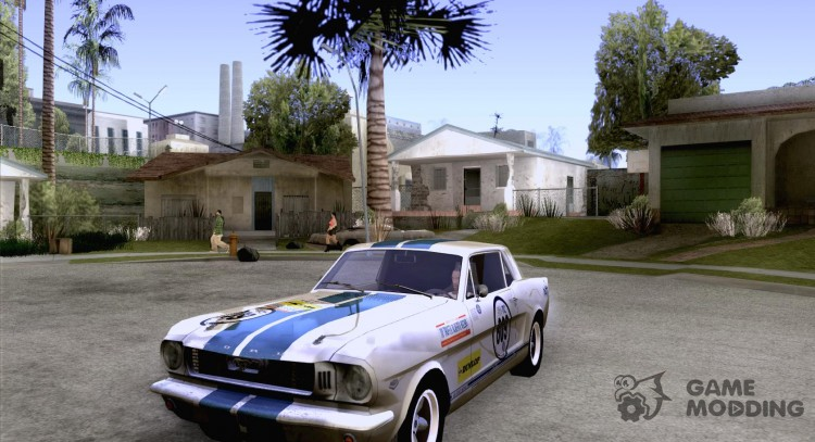 Ford Mustang 1965 for GTA San Andreas