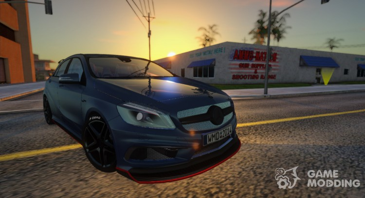 Mercedes-Benz A45 Edition 1 for GTA San Andreas