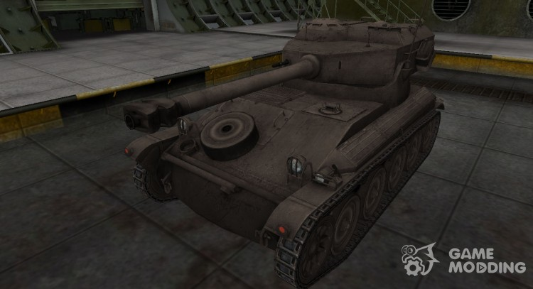 Veiled French skin for AMX 12t for World Of Tanks