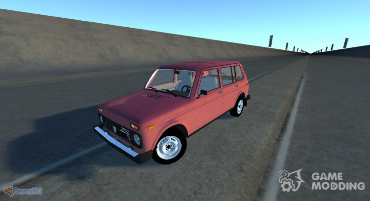 Vaz 2131 Niva for BeamNG.Drive