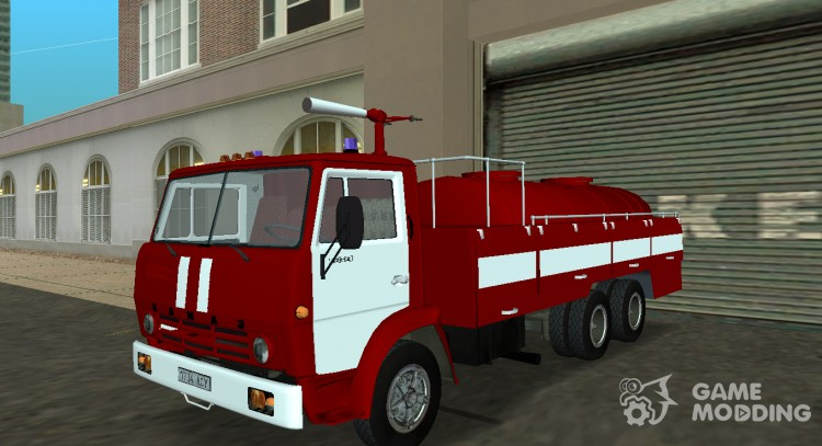 KAMAZ 53213 AP-5 v2.0 for GTA Vice City