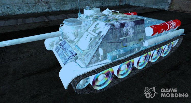 Su-100 ankist_t3485 for World Of Tanks