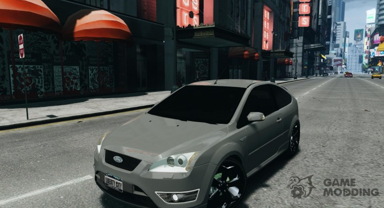 Ford Focus for GTA 4