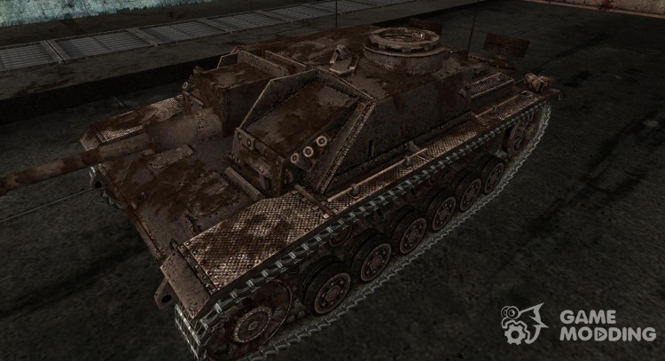 Casemate torniks for World Of Tanks