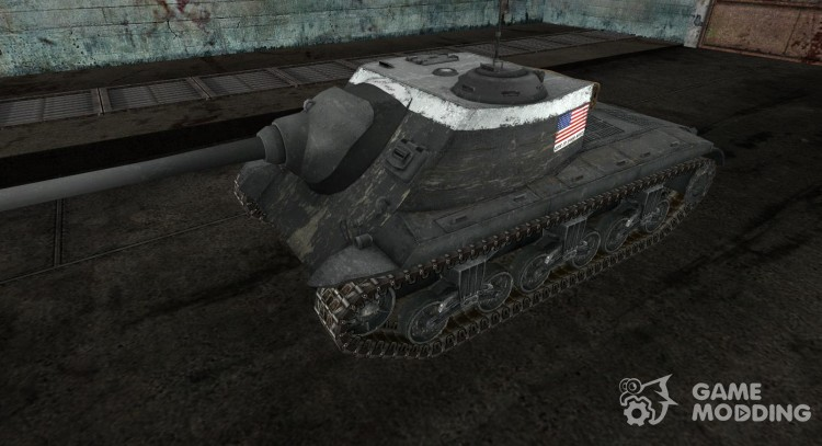 Шкурка для T25 AT (2) для World Of Tanks