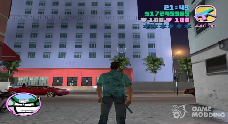 Cheat money for GTA Vice City