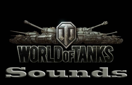 The standard sounds of World Of Tanks for World Of Tanks