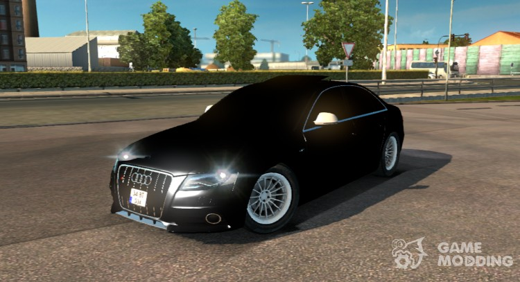 Audi S4 BRKTN24 for Euro Truck Simulator 2