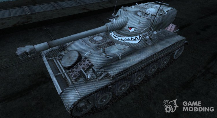 Skin for AMX 13 75 No. 33 for World Of Tanks