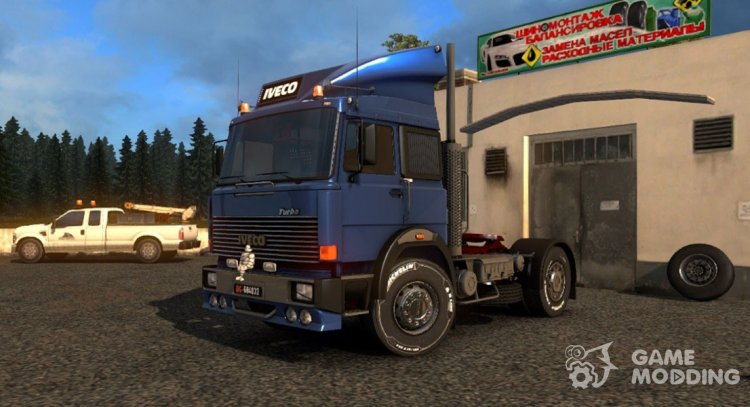 Iveco 190.38 Special for Euro Truck Simulator 2