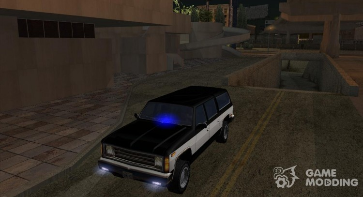 Cheats for FBI cars for GTA San Andreas