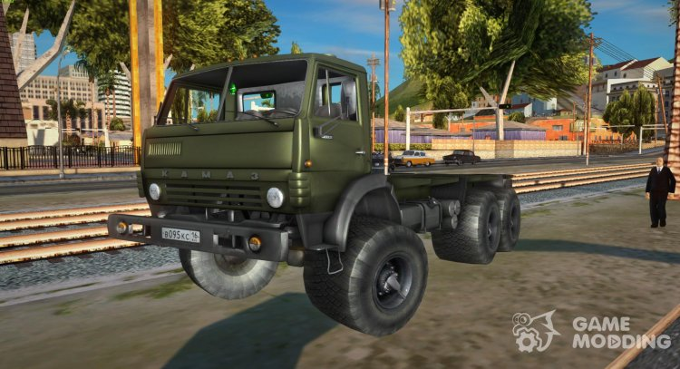 KamAZ-43101 for GTA San Andreas