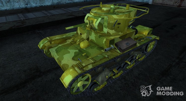 Т-26 Askalanor для World Of Tanks