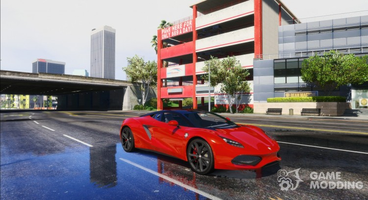 Arrinera Hussarya (Polish Supercar) 6.0 for GTA 5