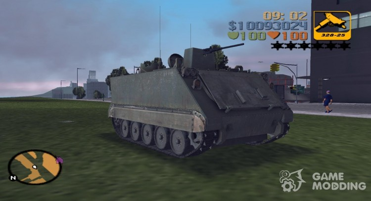 M113 for GTA 3