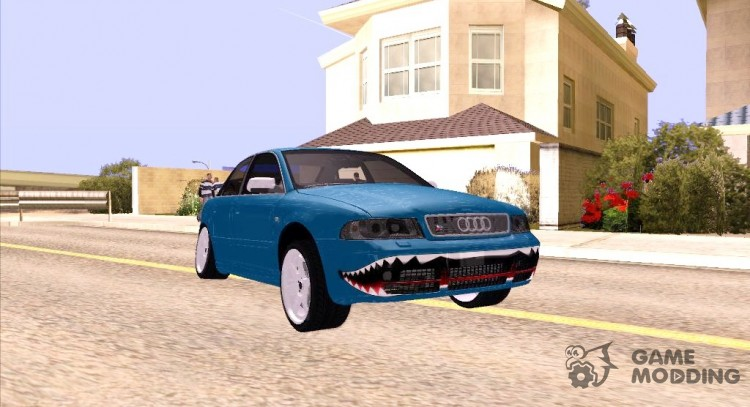 Audi S4 Dark Shark for GTA San Andreas