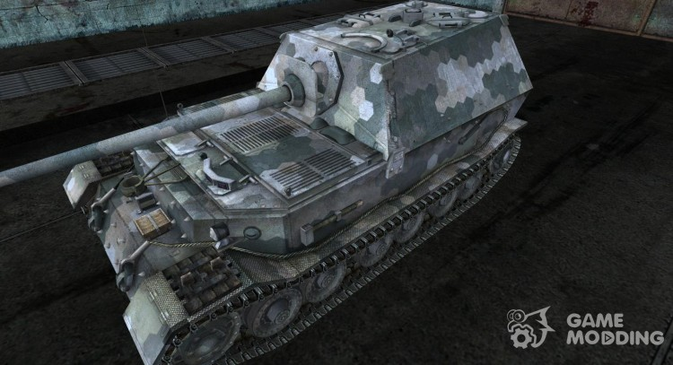 Шкурка для Ferdinand для World Of Tanks