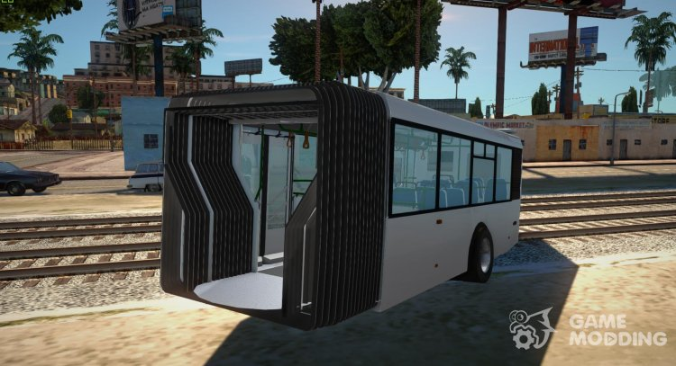 Trailer for LiAZ 6213.20 for GTA San Andreas
