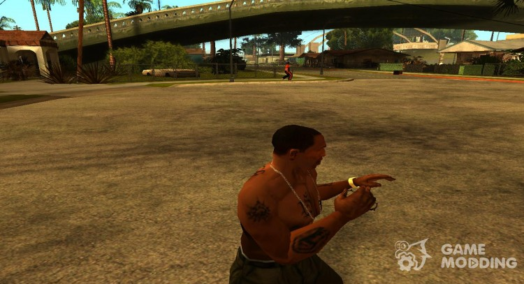 HQ And HD Weapon pack для GTA San Andreas