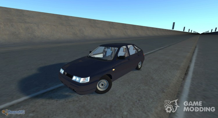 Vaz-2112 for BeamNG.Drive