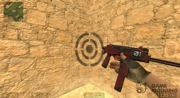 MP9 Colony 01 for Counter-Strike Source