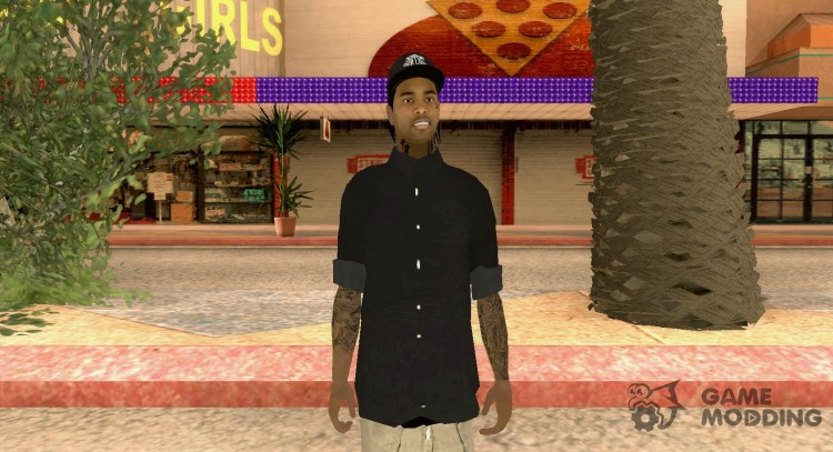 Tyler Clifford for GTA San Andreas