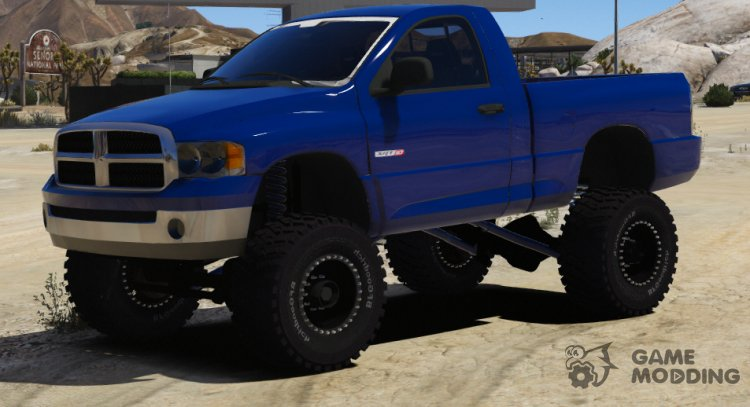 2003 Dodge Ram SRT 10 Offroad Version for GTA 5