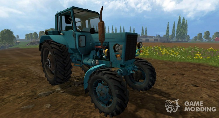 МТЗ 82 Small Kabin для Farming Simulator 2015