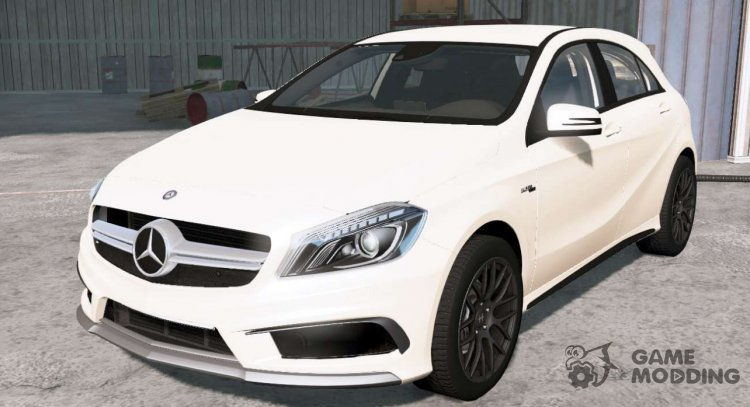Mercedes-Benz A 45 AMG (W176) 2013 for BeamNG.Drive