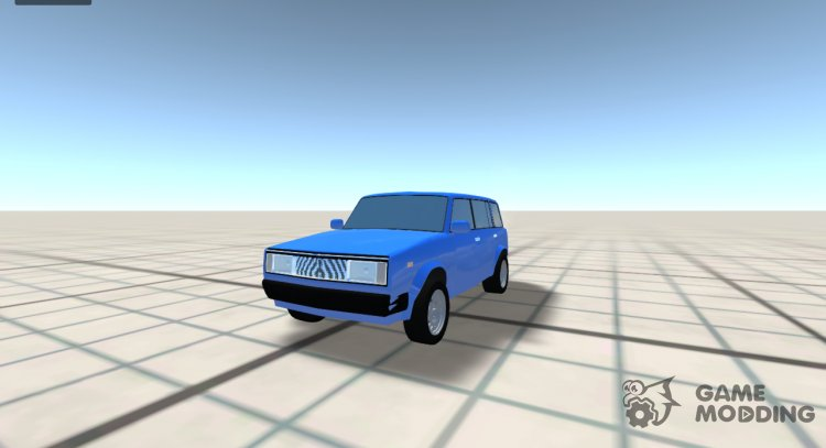 VAZ-2104 for BeamNG.Drive