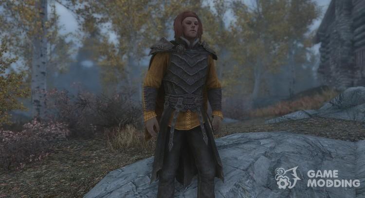 Vampire Royal Armor Retexture For Tes V Skyrim