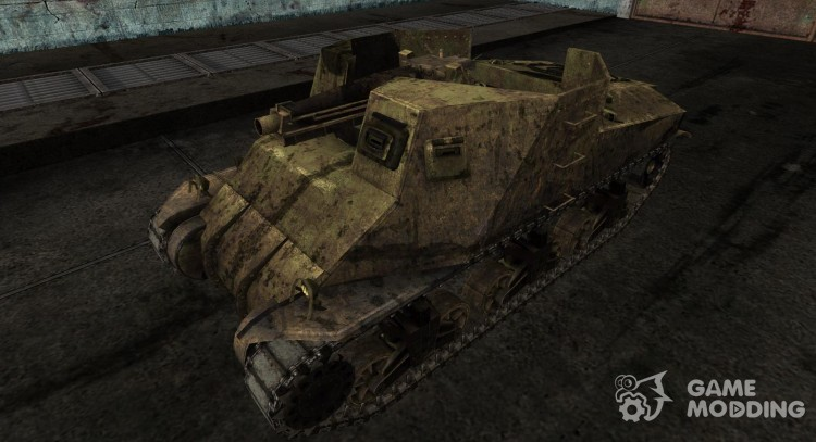 Skin for T40 for World Of Tanks