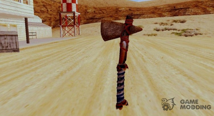 GTA Online DLC After Hours Stone Hatchet for GTA San Andreas