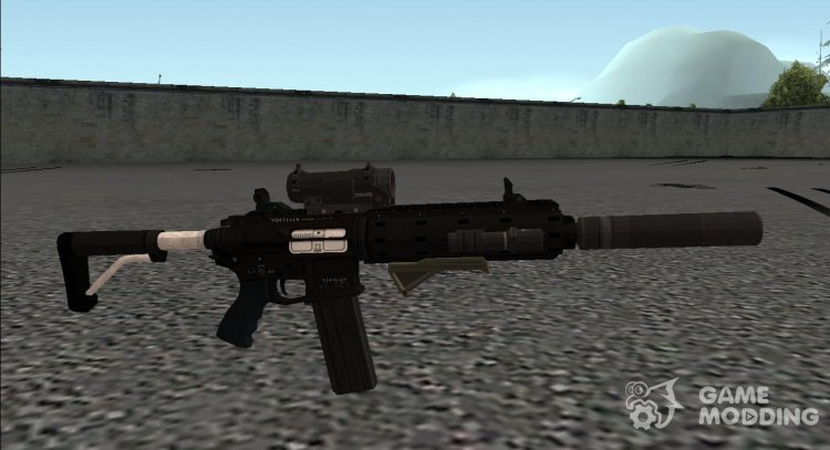 Carbine Rifle for GTA San Andreas