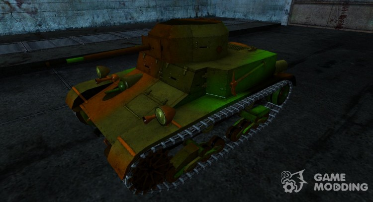 Т2  lt для World Of Tanks