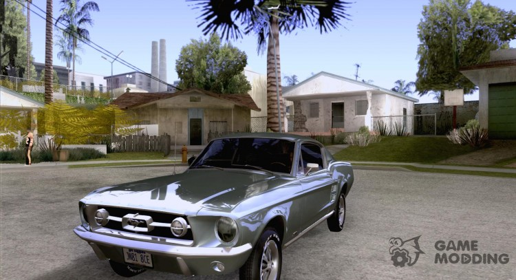 Ford Mustang 1967 for GTA San Andreas