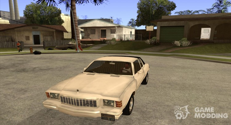 Chevrolet Monte Carlo 1976 for GTA San Andreas