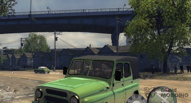 UAZ 469 for Mafia II