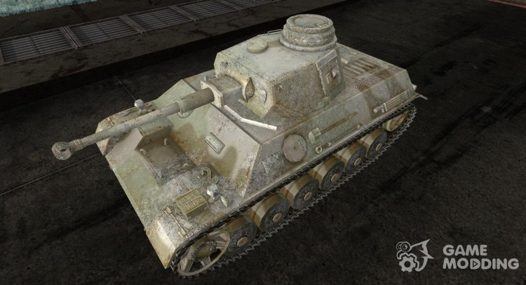 Panzer III/VI 04 for World Of Tanks