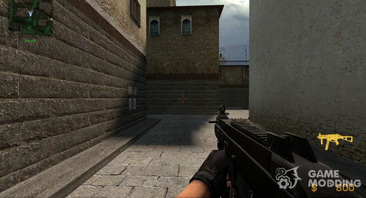 Scrypt's UMP45 for Counter-Strike Source