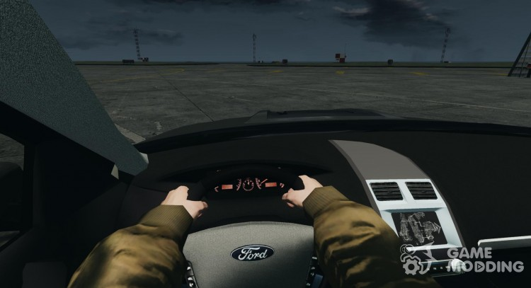 First person view for GTA 4