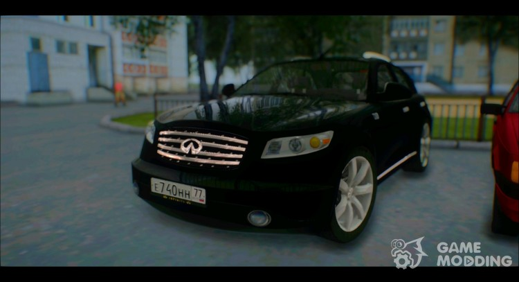 Infinity FX45 2007 for GTA San Andreas