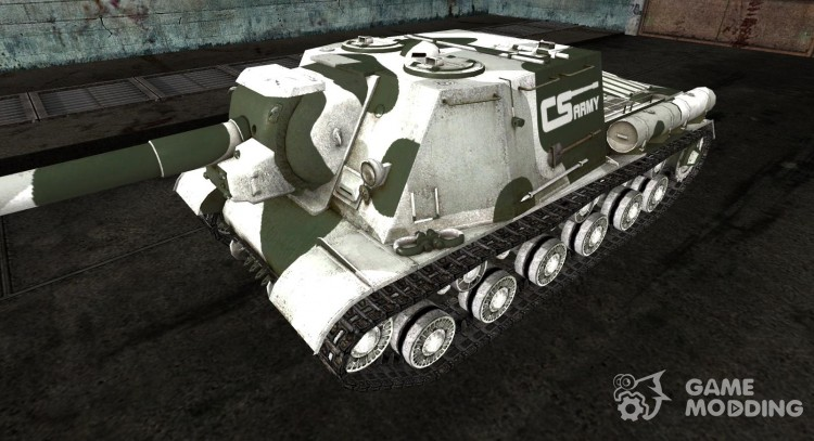 ISU-152 Xperia for World Of Tanks