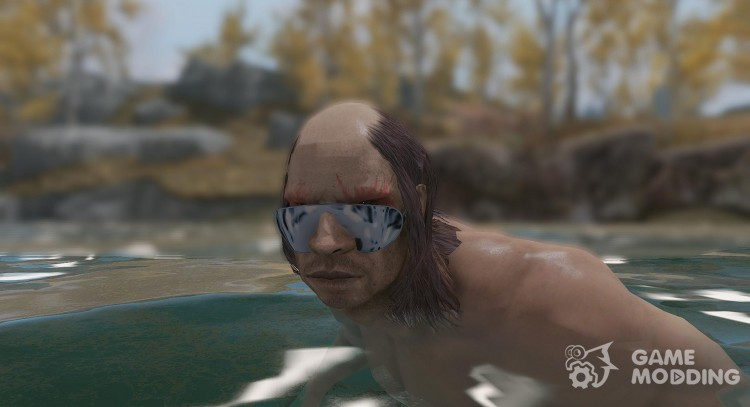 Elewin Real Sunglasses for TES V: Skyrim