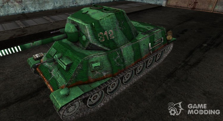 Skin for T-25 for World Of Tanks