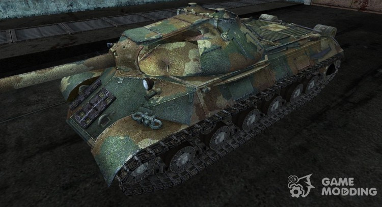 The is-3 DEATH999 for World Of Tanks